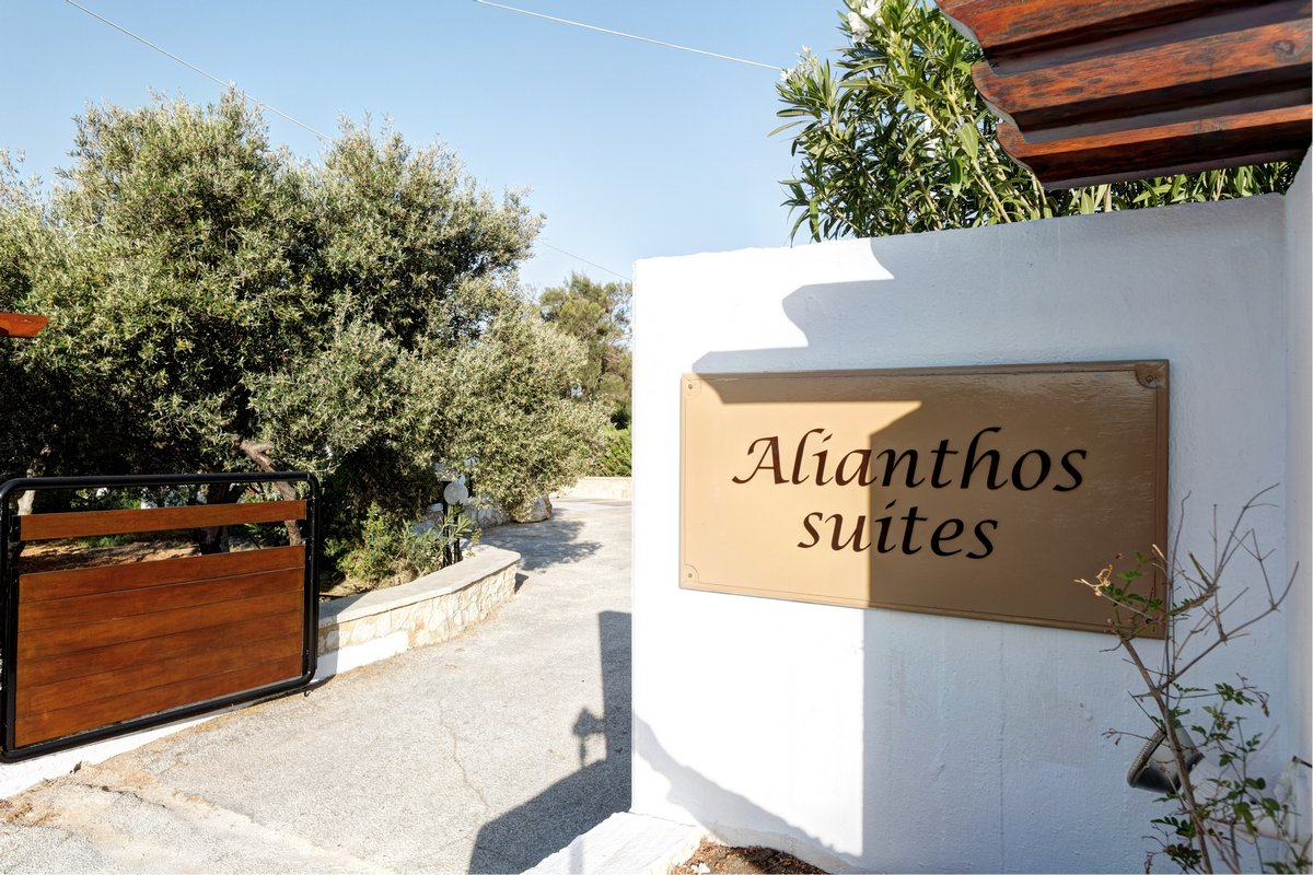 WELCOME TO ALIANTHOS SUITES